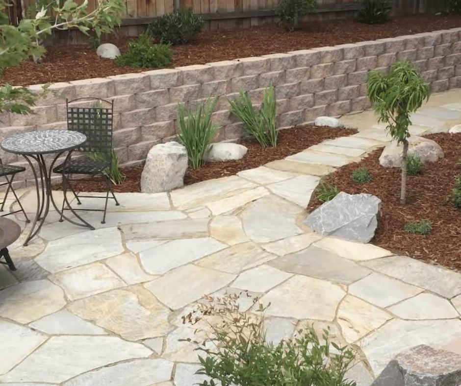 Stone Patio Jacksonville